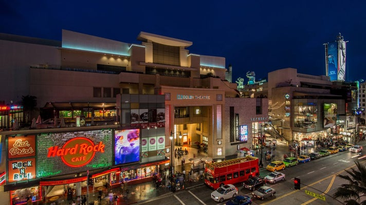 Hollywood and Highland Exterior | Photo courtesy of Hollywood and Highland