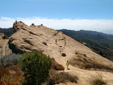 Eagle Rock at Topanga State Park