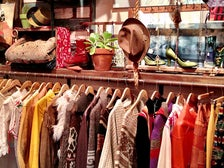 Fall vintage clothing at Tavin