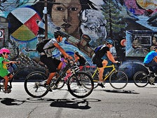 CicLAvia in the Arts District