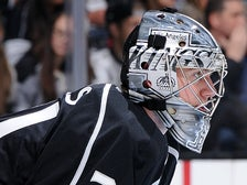 Martin Jones of the Los Angeles Kings