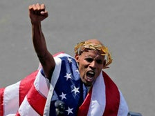 Meb Keflezighi will compete for a spot at the U.S. Olympic Marathon Trials in L.A.
