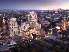 Rendering of 8150 Sunset Blvd.