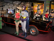 BATMAN '66 at the Hollywood Museum