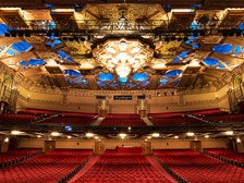 Hollywood Pantages Theatre interior