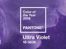 Ultra Violet, PANTONE Color of the Year 2018
