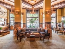 Lobby of the Freehand Los Angeles