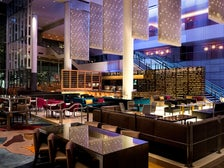 Lobby of JW Marriott Los Angeles L.A. LIVE