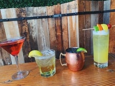 Big Gamel cocktail specials at The Parlor on Melrose