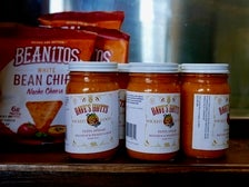Dave's Hotts Wicked Good Peppa Spread at Dave's Chillin N Grillin
