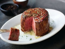 Petite Filet at Ruth's Chris Steak House
