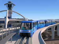 Automated People Mover (APM) and Theme Building at LAX