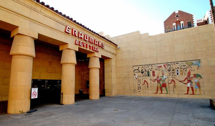 Graumans Egyptian Theatre