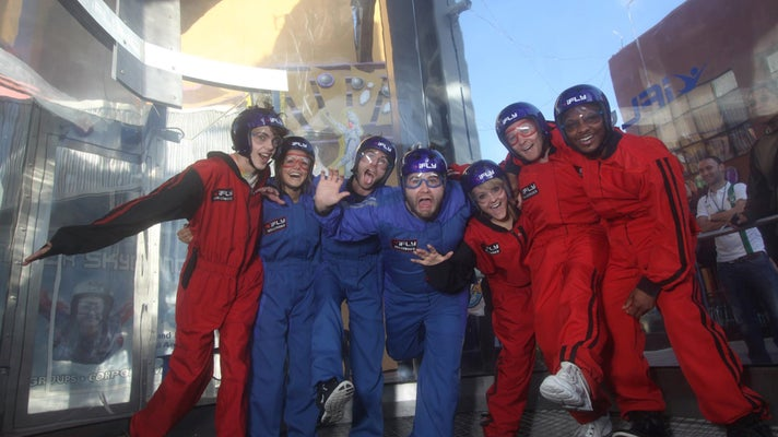 Photo Courtesy of iFly Hollywood.