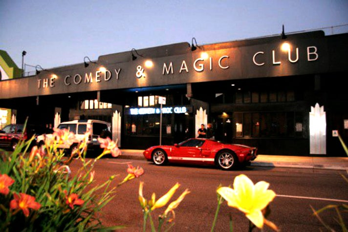 The Comedy and Magic Club in Hermosa Beach