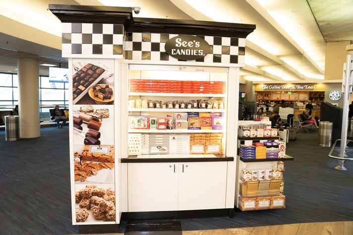 See's Candies at LAX Terminal 5