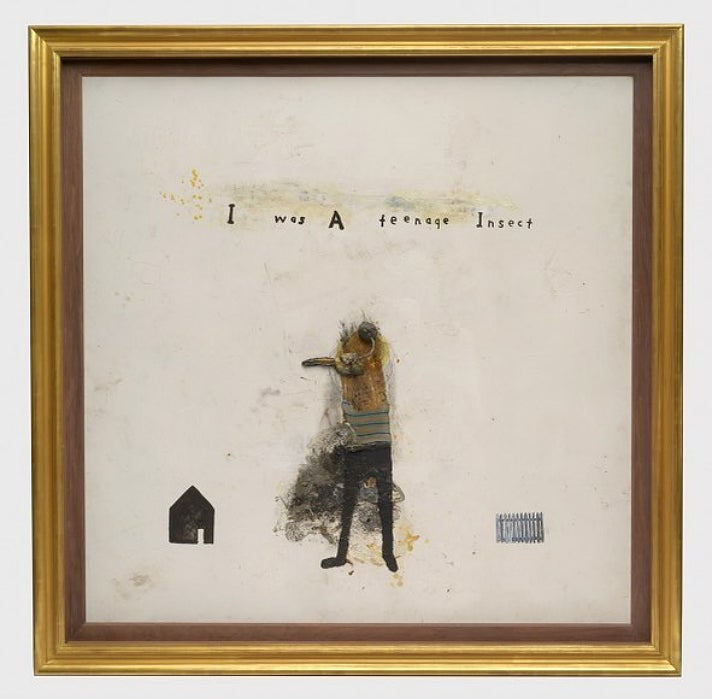 """David Lynch """"I Was a Teenage Insect"""" at Kayne Griffin Corcoran"""