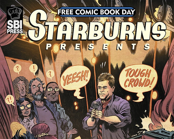 """Starburns Presents"""