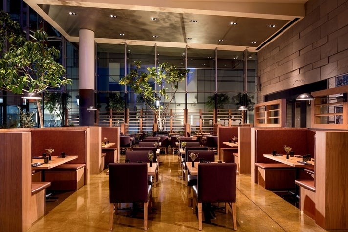 Glance Restaurant at The Ritz-Carlton, Los Angeles