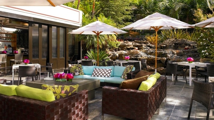 The Backyard at W Los Angeles - West Beverly Hills