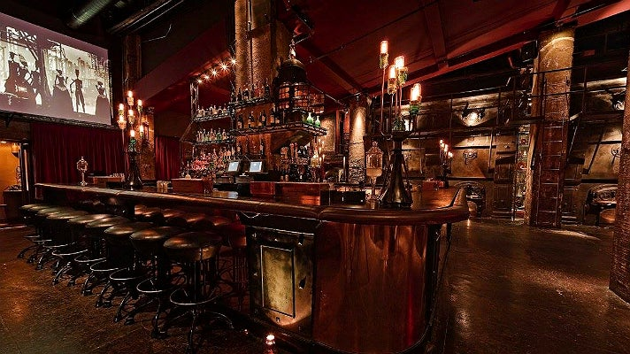 The Edison in Downtown Los Angeles