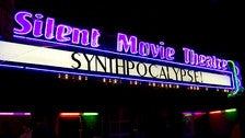 The Cinefamily at Silent Movie Theatre