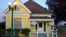 Queen Anne Cottage at Heritage Court in Redondo Beach