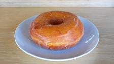 Old Fashioned Glazed Doughnut at Milo & Olive