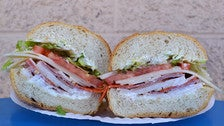 Italian Stallion at Cricca's Italian Deli & Subs