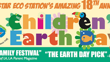 Children's Earth Day at Star Eco Station