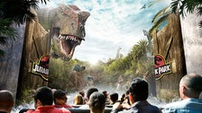 Jurassic Park® - The Ride goes extinct at Universal Studios Hollywood