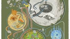 """""""Paths of Return"""" by Andrew DeGraff at Gallery1988"""