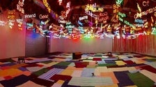 "Jason Rhoades, ""My Madinah. In pursuit of my ermitage…"", at Hauser & Wirth Los Angeles"