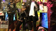 Gallery of Guest Supervillains from BATMAN '66 at the Hollywood Museum