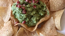 Guacamole at Rocio's Mexican Kitchen