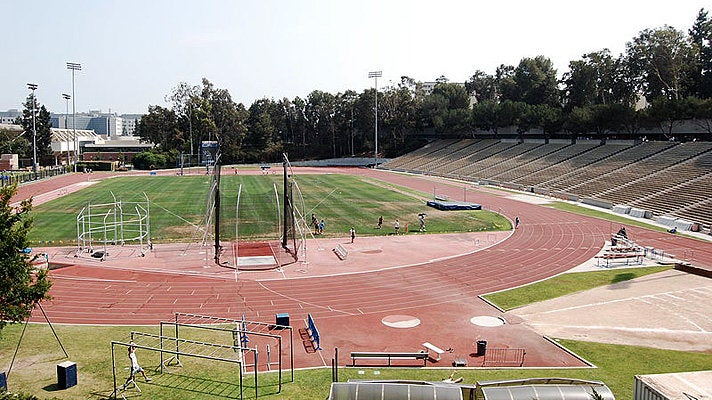 Drake Stadium at UCLA