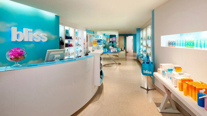 Bliss Spa at W Los Angeles - Westwood
