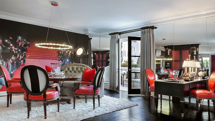 Suite 100 at Peninsula Beverly Hills