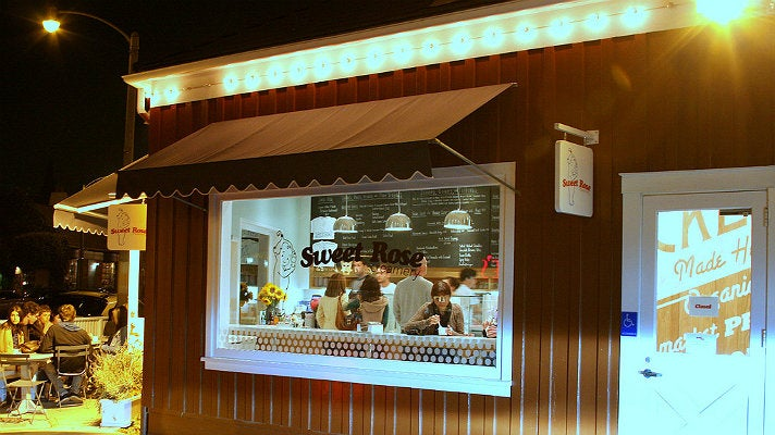 Sweet Rose Creamery at Brentwood Country Mart