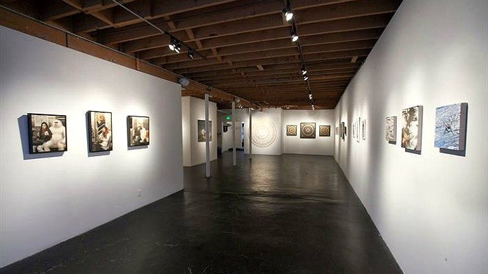 Thinkspace Gallery in Culver City
