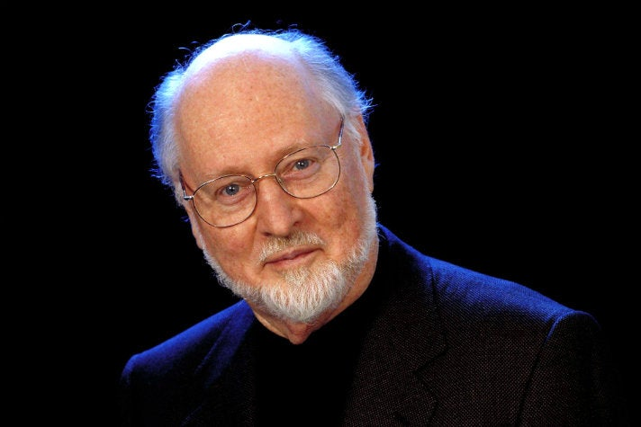 John Williams at the Hollywood Bowl