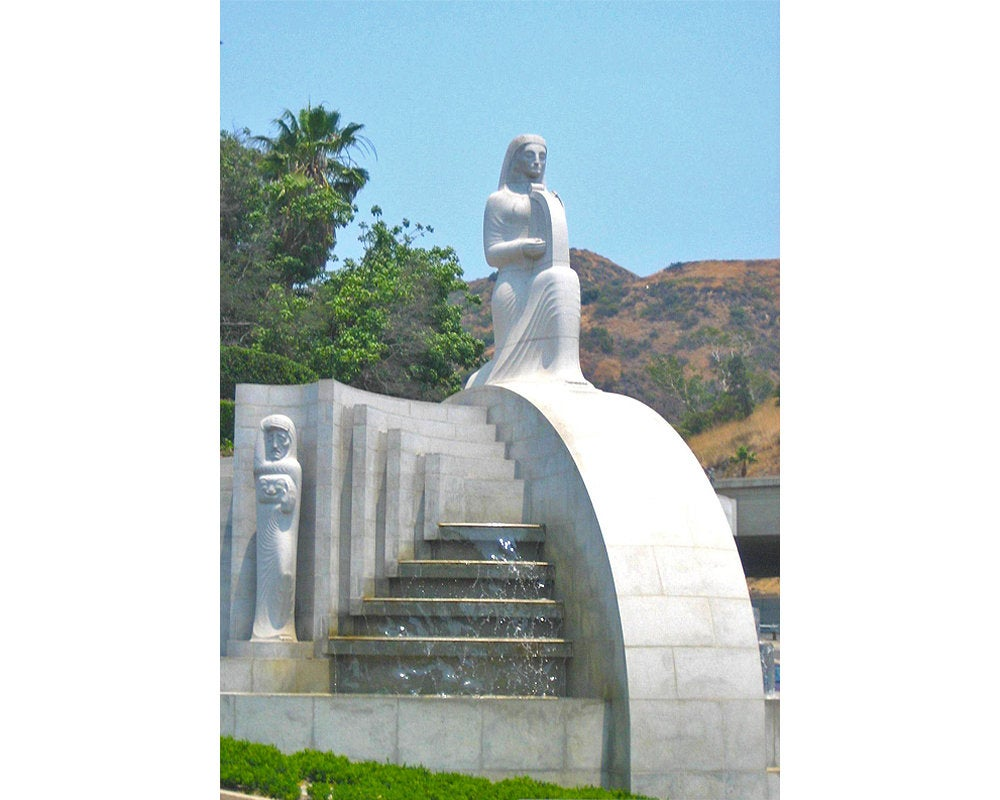 """Muse of Music, Dance, Drama"" (1940) at the Hollywood Bowl"