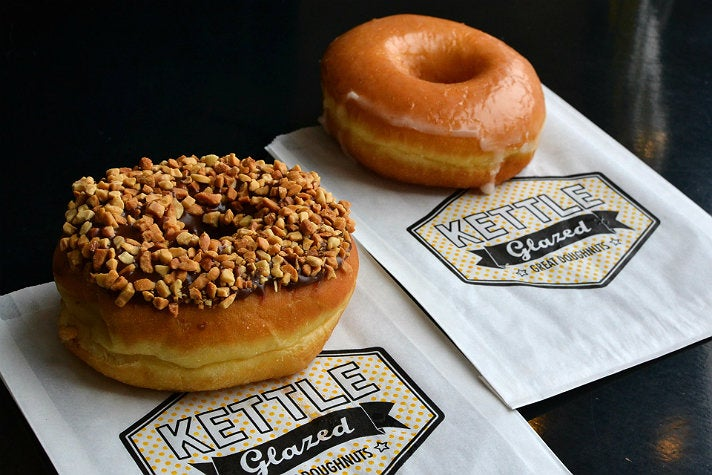 Kettle Glazed Donuts