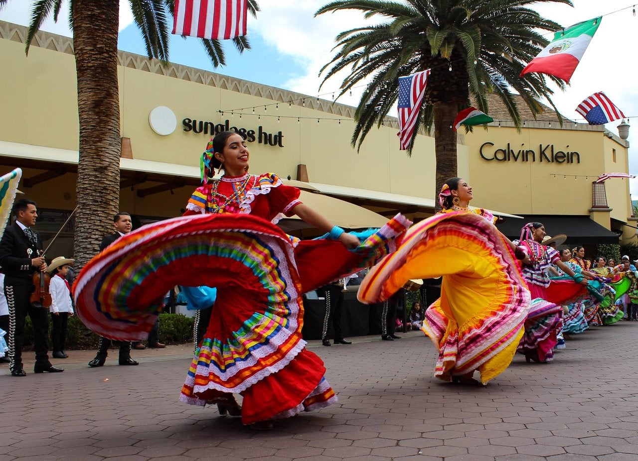"""Fiesta de Mayo"" at Citadel Outlets"