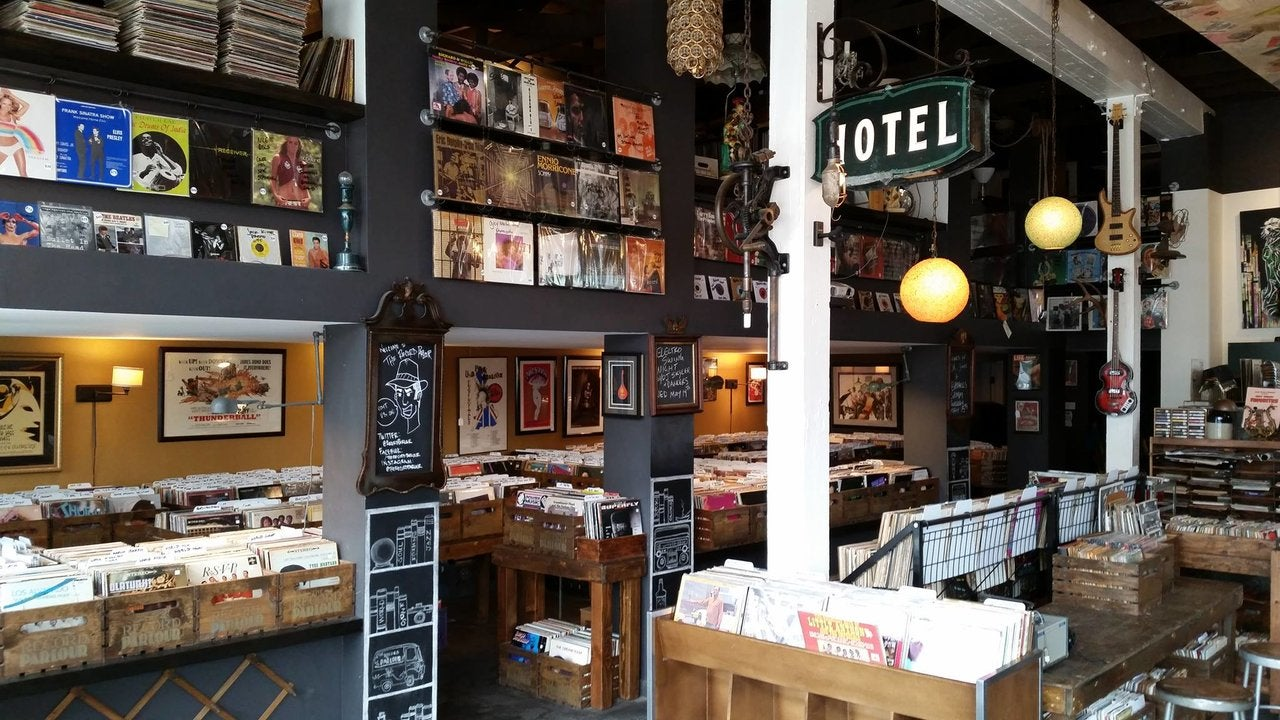 The Record Parlour