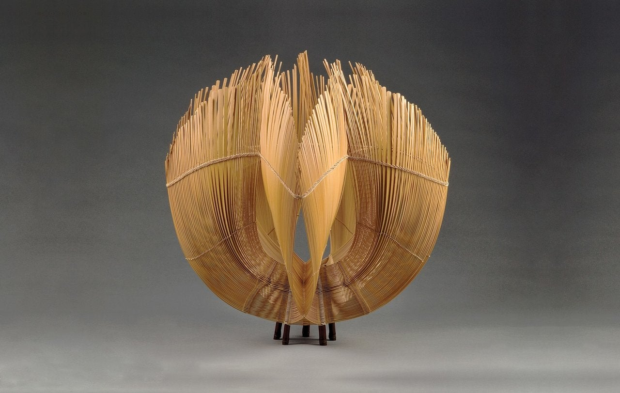 """BAMBOO"" at Craft & Folk Art Museum"