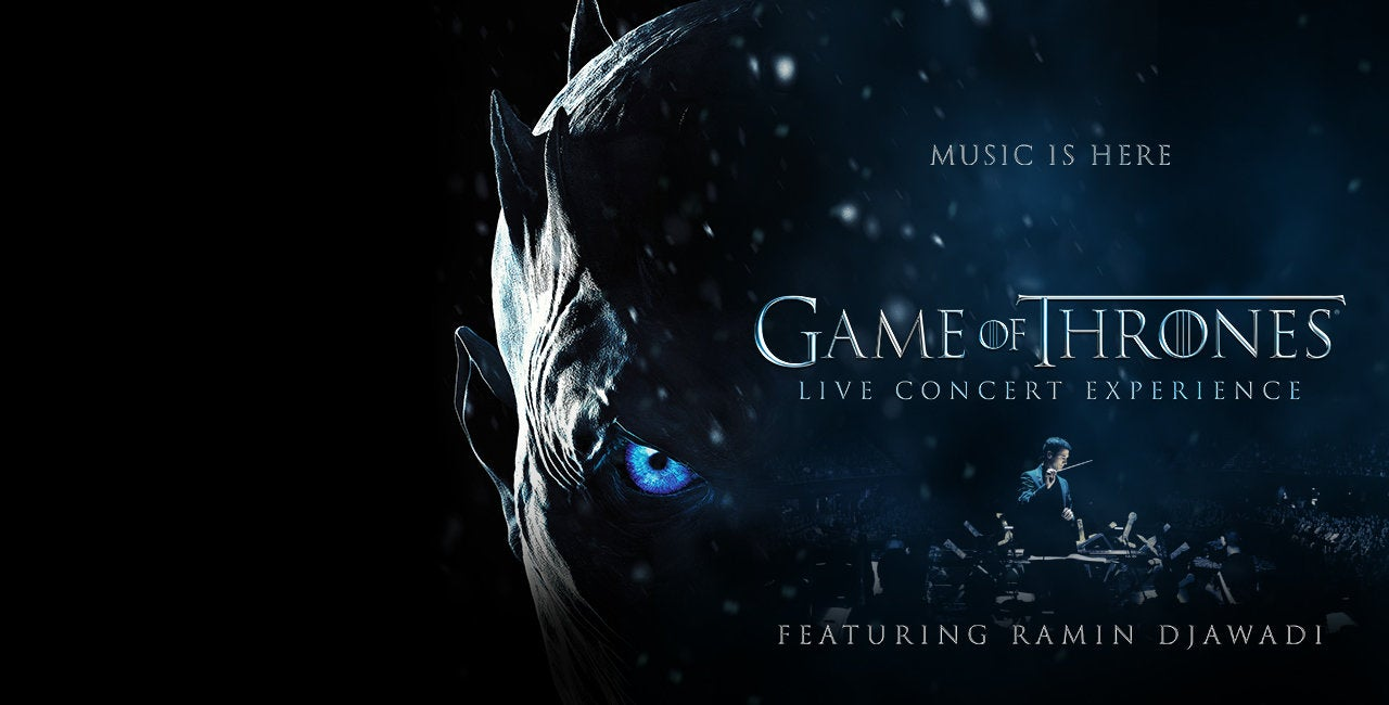 Game of Thrones: Live Concert Experience Featuring Ramin Djawadi