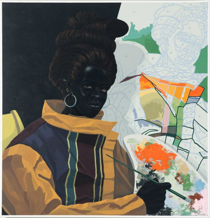 """Kerry James Marshall: Mastry"" at MOCA"