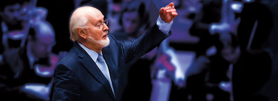 John Williams conducts the LA Phil at the Hollywood Bowl