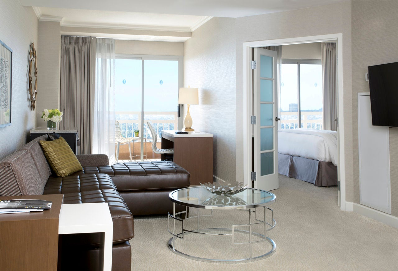 Executive Suite at InterContinental Los Angeles Century City at Beverly Hills